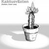 kaktus, ink